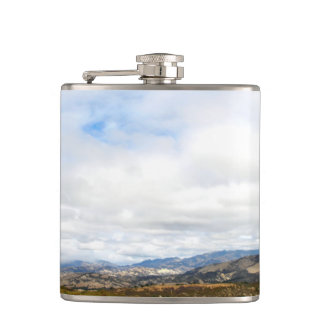 Cachuma Mountains Flasks