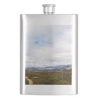 Cachuma Mountains Hip Flasks
