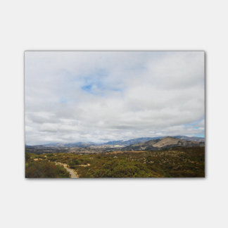 Cachuma Mountains Post-it® Notes