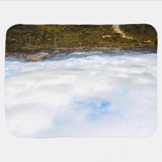 Cachuma Mountains Stroller Blanket