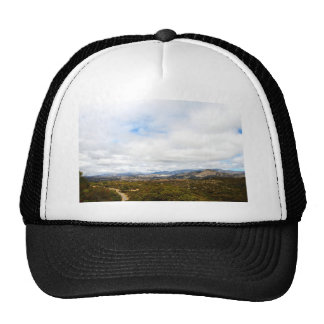 Cachuma Mountains Trucker Hat