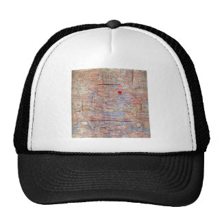 Cacodemonic by Paul Klee Trucker Hat
