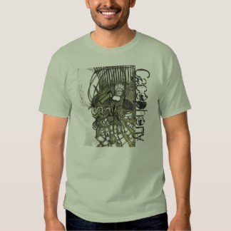 """Cacophony"" Steam Powered Monstrosity Tee Shirt"