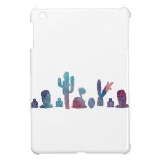 Cacti Art iPad Mini Covers