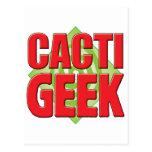 Cacti Geek v2 Post Cards