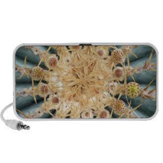 Cacti Macro -- Southwestern pastel style iPhone Speaker