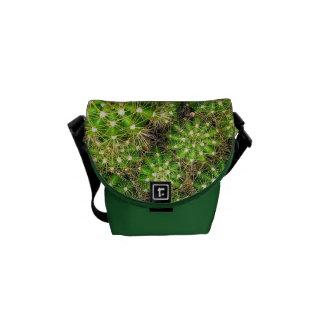 Cacti Mini Messenger Bag