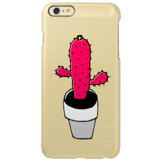 Cactus 03 incipio feather shine iPhone 6 plus case
