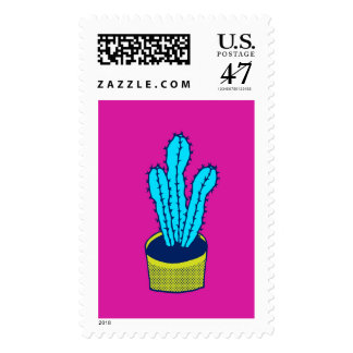 Cactus 06 postage stamp