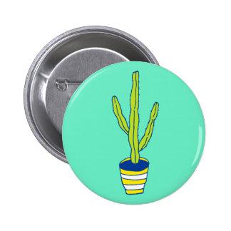Cactus 07 pin redondo de 2 pulgadas