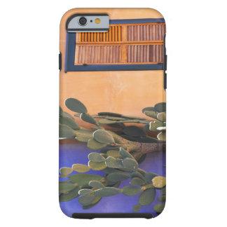 Cactus al sudoeste (dejecta de la Opuntia) y Funda De iPhone 6 Tough