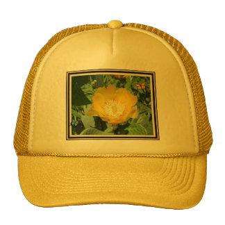 Cactus and Butterflies Trucker Hat
