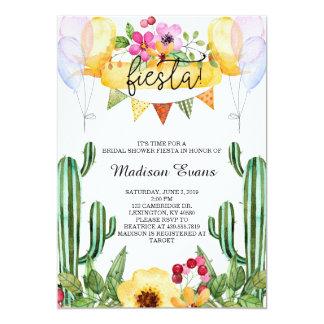 Fiesta Bridal Shower Invitations & Announcements   Zazzle