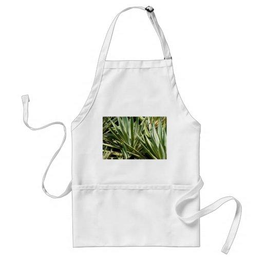 Cactus apron