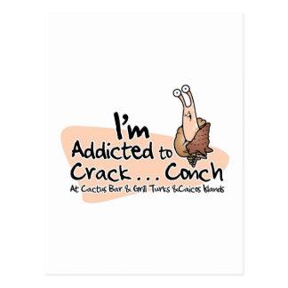 Cactus Bar and Grill Turks & Caicos Postcard