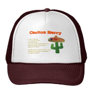 Cactus Berry Drink Recipe Trucker Hat