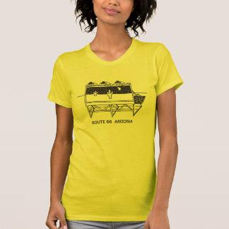 Cactus Billboard on Route 66 in Arizona T-Shirt
