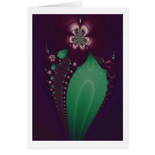 Cactus Blossom Greeting Card