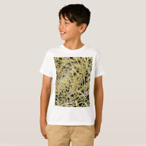 cactus botanic theme kid's T-Shirt