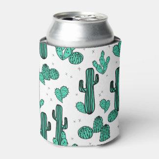 Cactus Cacti Tropic Summer Southwest Andrea Lauren Can Cooler