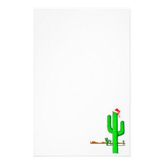 Cactus Christmas Tree - Stationery