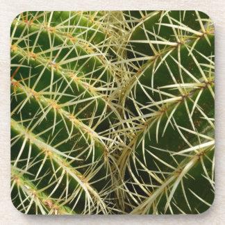 Cactus Cork Coaster