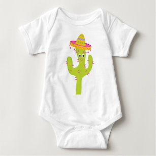 163dd9b3 Cactus Baby Clothes & Shoes | Zazzle