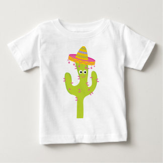 Cactus Cute Mexican Tee Shirt