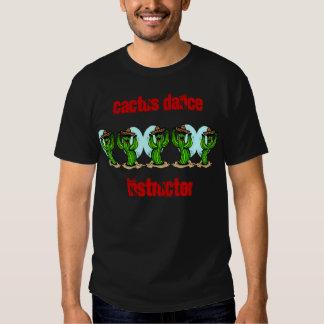cactus dance saguaros with sombreros t-shirt shirt