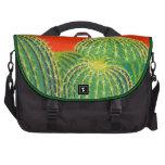 Cactus de barril bolsas para portátil