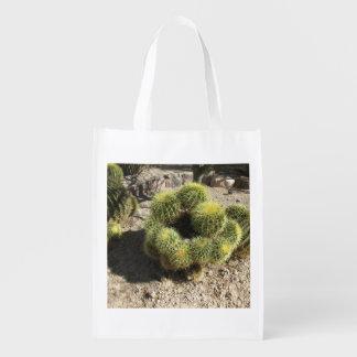 Cactus de barril de oro bolsa para la compra
