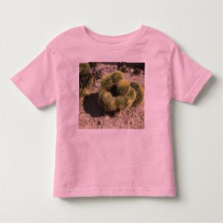 Cactus de barril de oro poleras