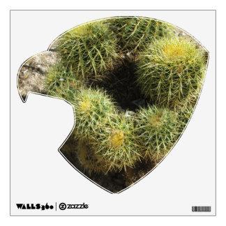 Cactus de barril de oro vinilo