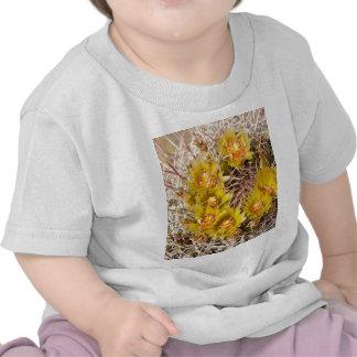 Cactus de barril camiseta