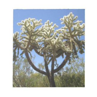 Cactus de Cholla Bloc De Notas