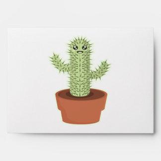 Cactus de Kawaii Sobre