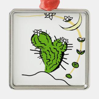 Cactus de Luna Adorno Para Reyes