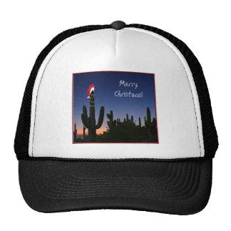 Cactus de navidad gorros