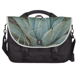Cactus del agavo bolsas de portatil