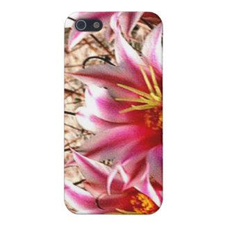 Cactus del anzuelo iPhone 5 funda