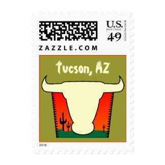 Cactus del oeste del país del ganado de Tucson Envio
