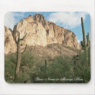 Cactus del Saguaro Tapetes De Ratones