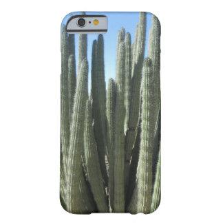 Cactus del tubo de órgano funda para iPhone 6 barely there
