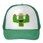 Cactus Design Trucker Hat