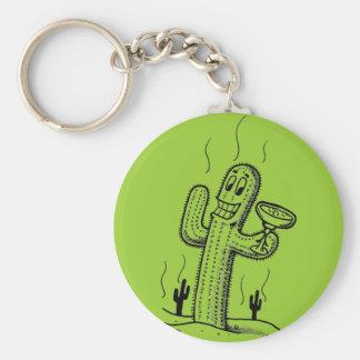 Cactus Drink Keychain