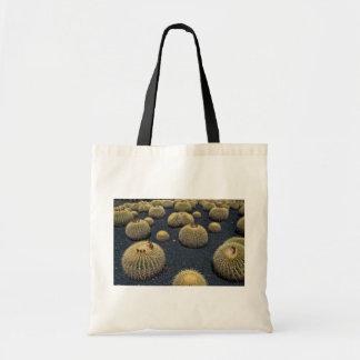Cactus, echinocactus grusonii bags