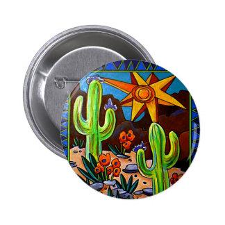 Cactus en el sudoeste pin
