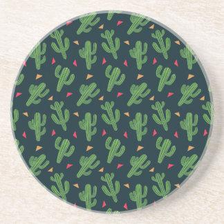 Cactus Fiesta Drink Coaster