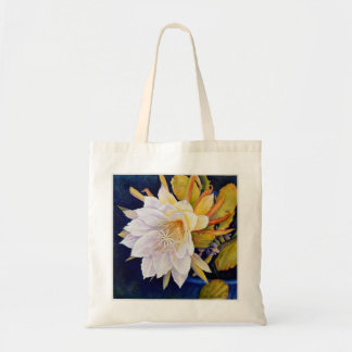 Cactus Flower, by Janie Chambers Tote Bag