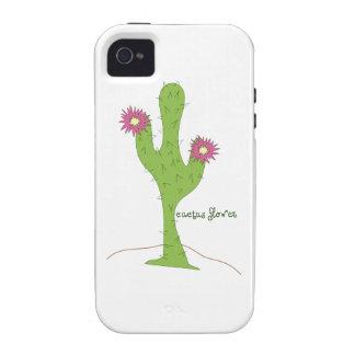 Cactus Flower Case-Mate iPhone 4 Case